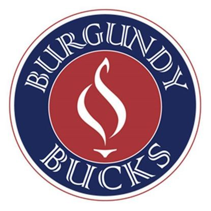 Picture of Name Your Own Burgundy Bucks